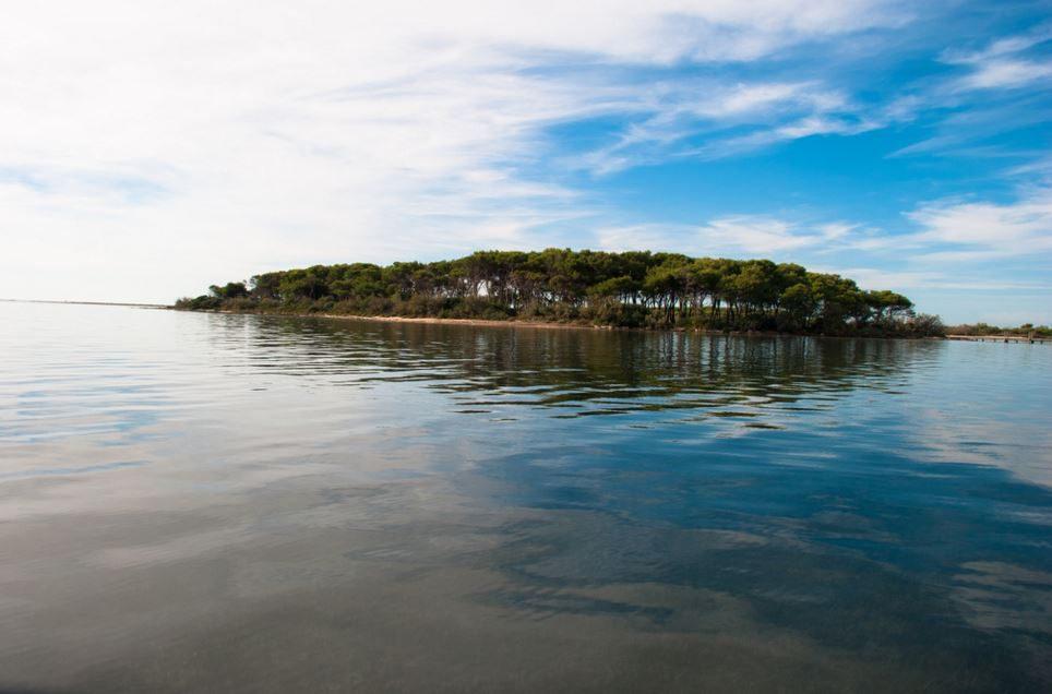 Isola dei Conigli a Porto Cesareo