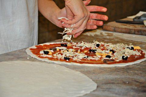Campionato di Pizza a Tricase