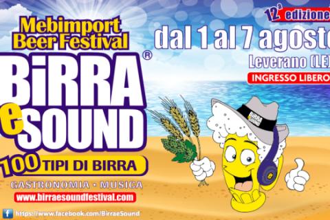 Birra Sound Festival Leverano 2016