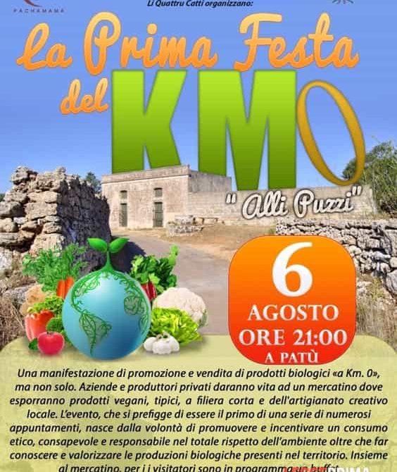 Festa Km 0 Patù